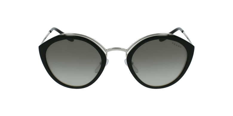 Gafas de sol mujer 0PR 18US negro/plateado