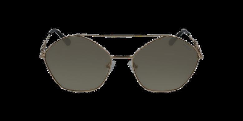 Gafas de sol mujer GU7644 doradovista de frente