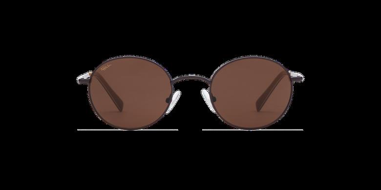 Gafas de sol ROMAN marrónvista de frente