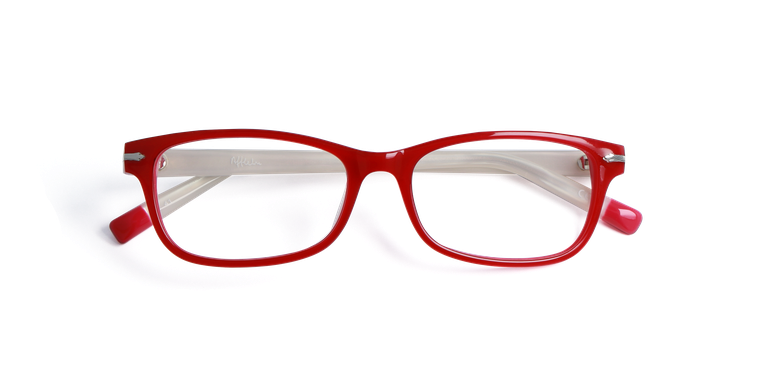 Gafas graduadas mujer KENT rojo