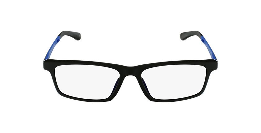 Gafas graduadas hombre MAGIC 62 negro/azul - vista de frente