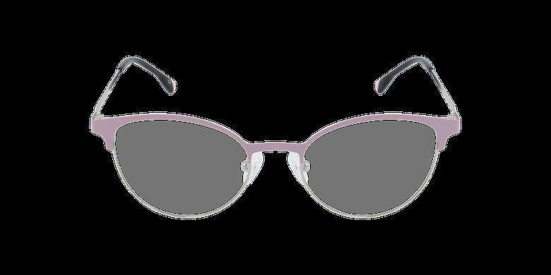 Gafas graduadas mujer MAGIC 54 BLUEBLOCK rosa/doradovista de frente