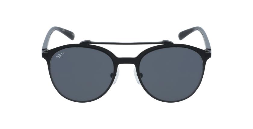 Gafas de sol niños JACQUES - NIÑOS negro - vista de frente