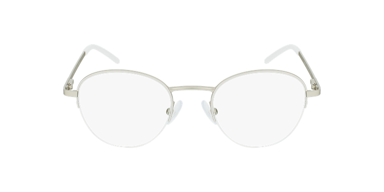 Gafas graduadas mujer DOMI blanco/dorado