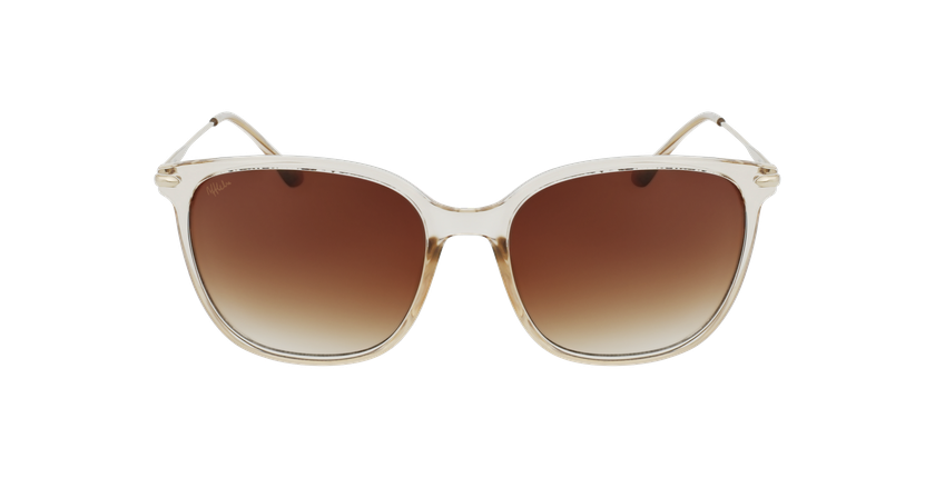 Gafas de sol mujer CAMARA dorado - vista de frente