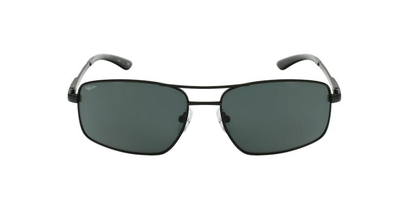 Gafas de sol hombre SITGES negro - vista de frente