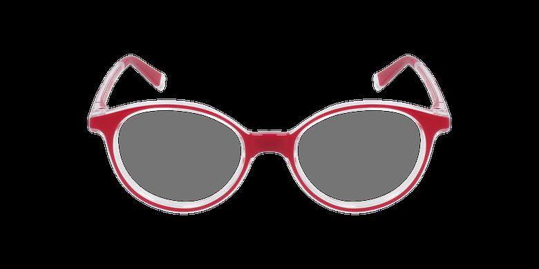 Gafas graduadas niños RFOP2 rojo