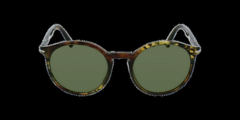 Gafas de sol hombre 0PO3214S marrón/verdevista de frente