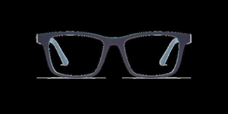 Gafas graduadas hombre MAGIC 01 gris/gris oscuro mate / azul petróleo