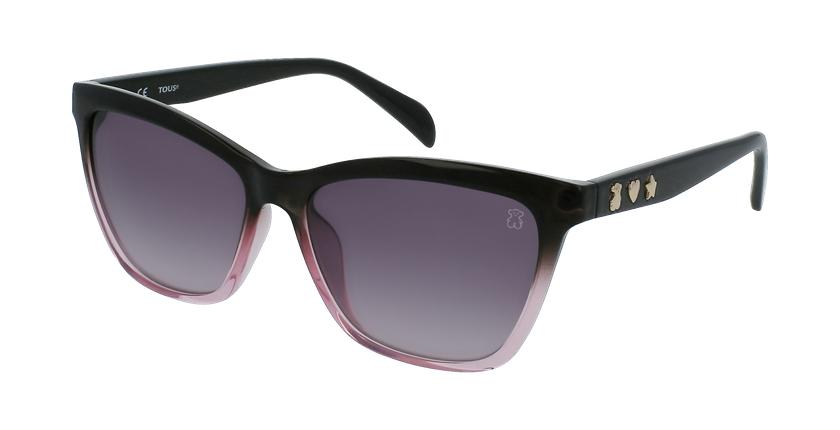 Gafas de sol mujer STOA23 rosa/gris - vue de 3/4