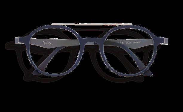 Gafas de sol MAGIC 26 BLUE BLOCK azul/gris - danio.store.product.image_view_face