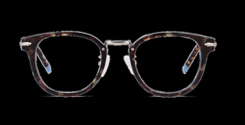 Gafas graduadas hombre HALIFAX carey - vista de frente