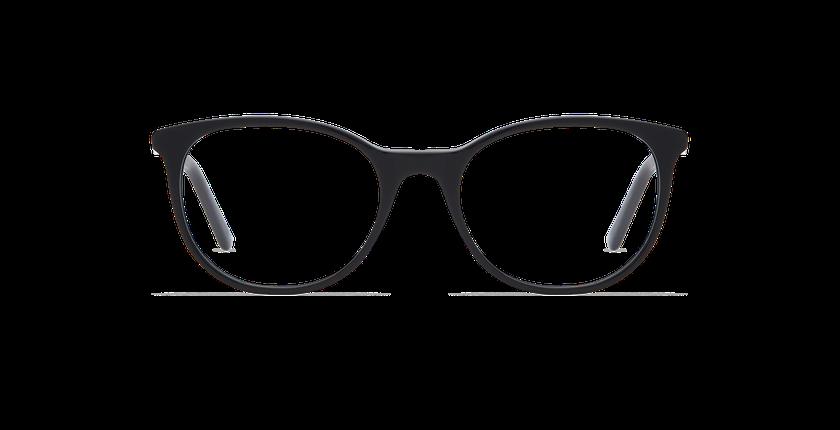 Gafas graduadas mujer MEGAN negro - vista de frente
