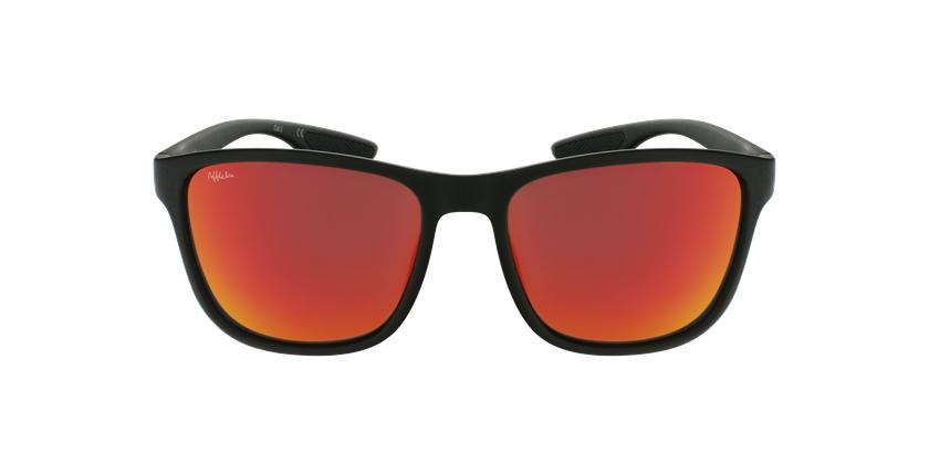 Gafas de sol hombre SANTS negro - vista de frente