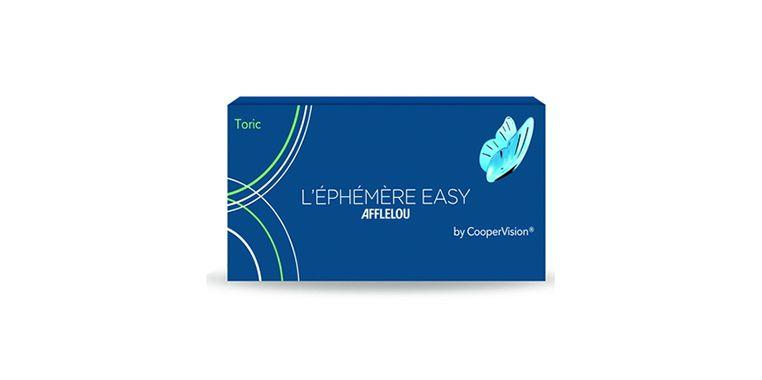 Lentillas L'EPHEMERE EASY TORIC - MENSUAL