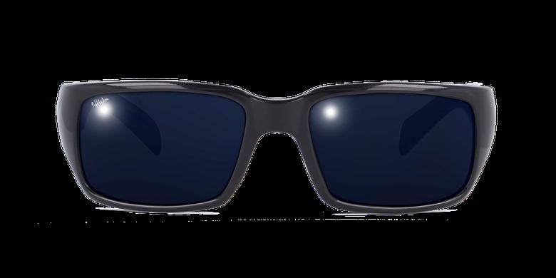 Gafas de sol hombre JEREZ azulvista de frente