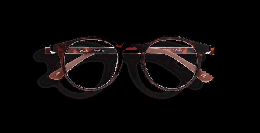 Gafas graduadas mujer MAGIC 10 carey - vista de frente