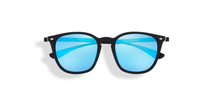 Gafas de sol LECCE POLARIZED negro - vista de frente