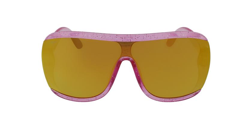 Gafas de sol niños LORETA - NIÑOS rosa - vista de frente