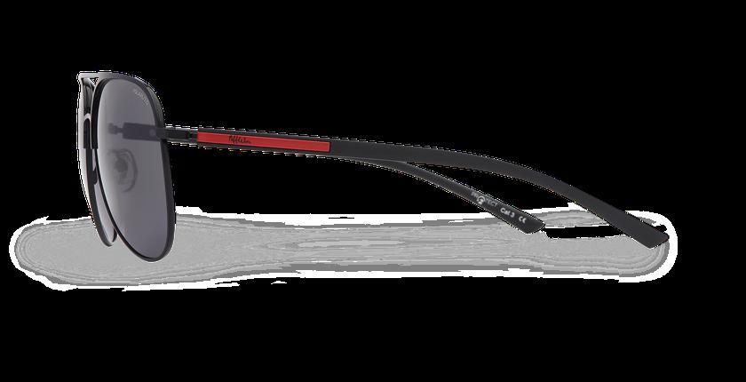Gafas de sol MIAMO POLARIZED negro - vista de lado