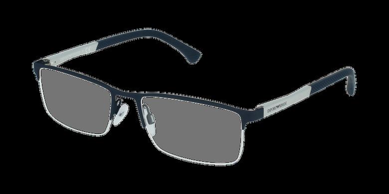 Gafas graduadas hombre EA1041 negro/gris