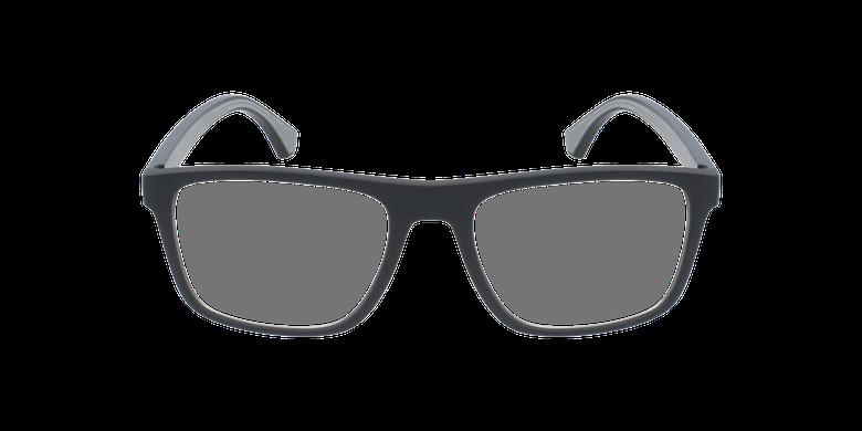 Gafas graduadas hombre EA 3159 negro/negrovista de frente