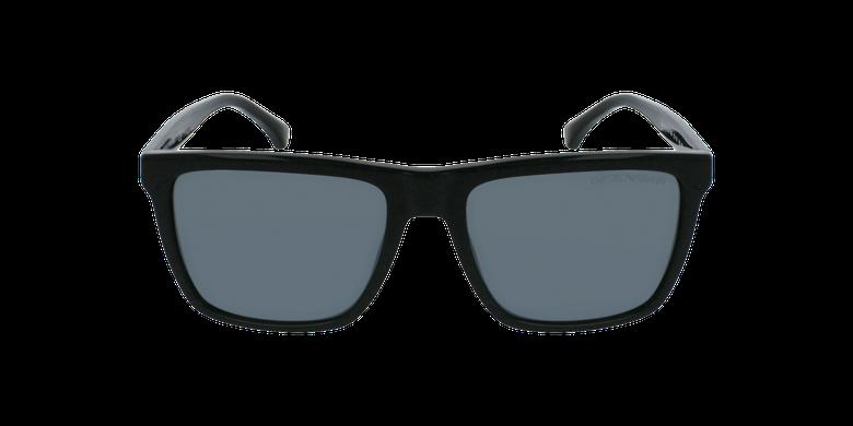Gafas de sol hombre 0EA4117 negrovista de frente