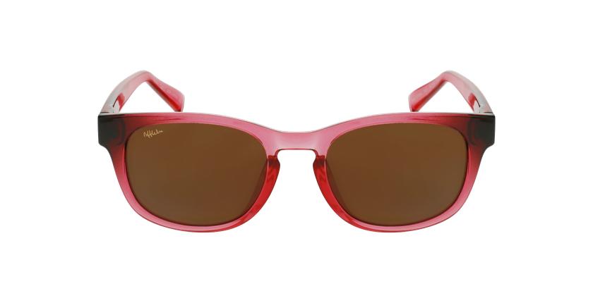Gafas de sol niños POROMA rosa - vista de frente