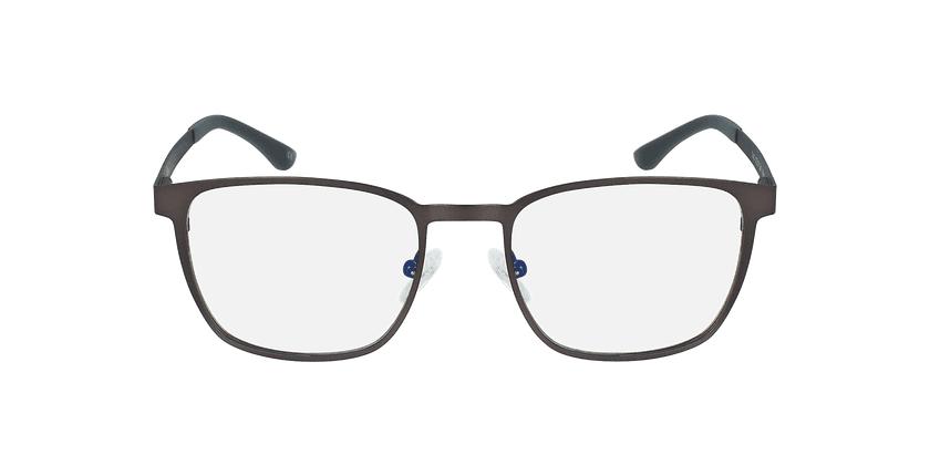 Gafas graduadas hombre MAGIC 42 BLUEBLOCK gris - vista de frente