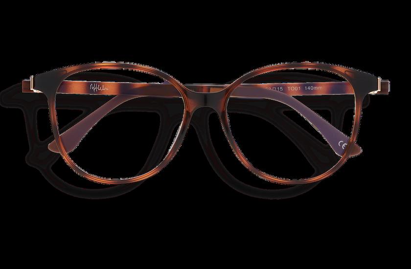 Gafas graduadas mujer MAGIC 29 BLUE BLOCK carey - danio.store.product.image_view_face