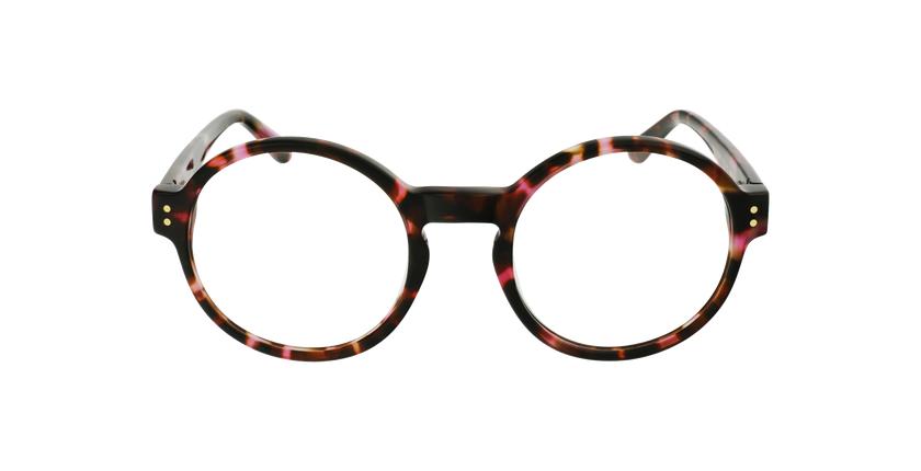 Gafas graduadas EMMY carey/rosa - vista de frente