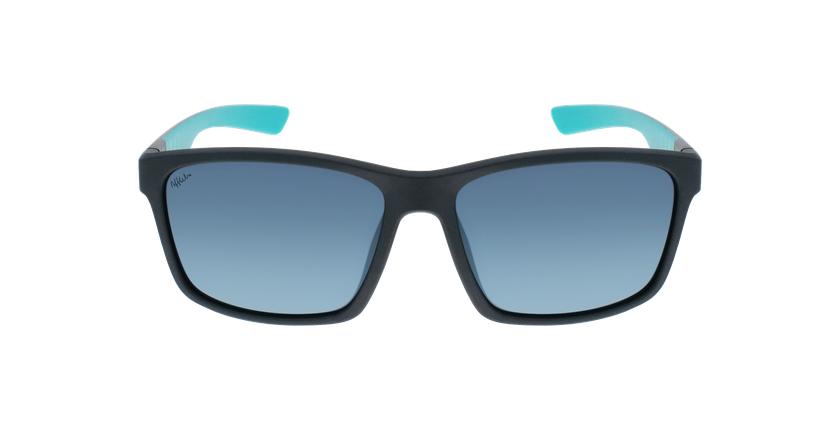 Gafas de sol hombre AUSTIN gris/azul - vista de frente