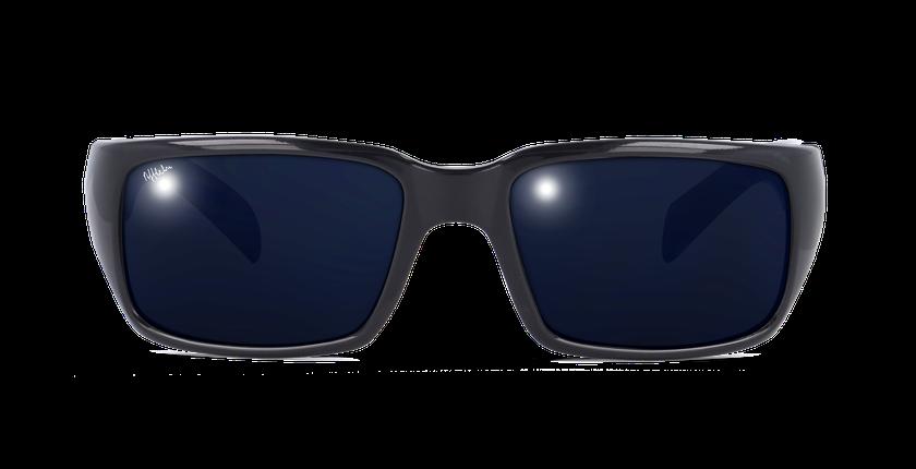 17da6562ae ... Gafas de sol hombre JEREZ azul - vista de frente ...