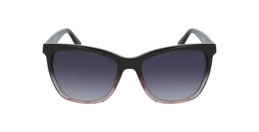 Gafas de sol mujer STOA02 rosa/gris - vista de frente