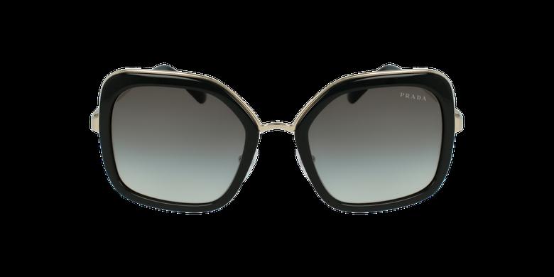 Gafas de sol mujer 0PR 57US negrovista de frente