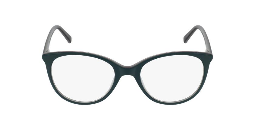Gafas graduadas mujer JENNY verde - vista de frente