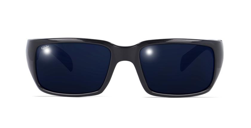 Gafas de sol hombre JEREZ azul - vista de frente