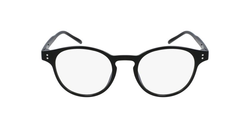 Gafas graduadas MAGIC 48 BLUEBLOCK negro - vista de frente
