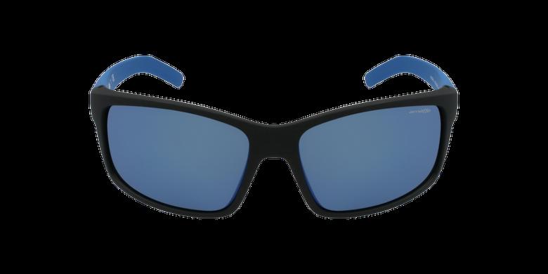 Gafas de sol hombre FASTBALL azul/negrovista de frente