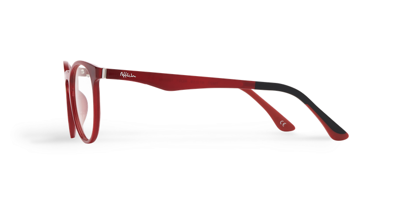 Gafas de sol MAGIC 27 BLUE BLOCK rojo - vista de lado