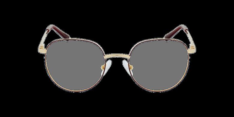 Gafas graduadas mujer JOANNA morado/dorado