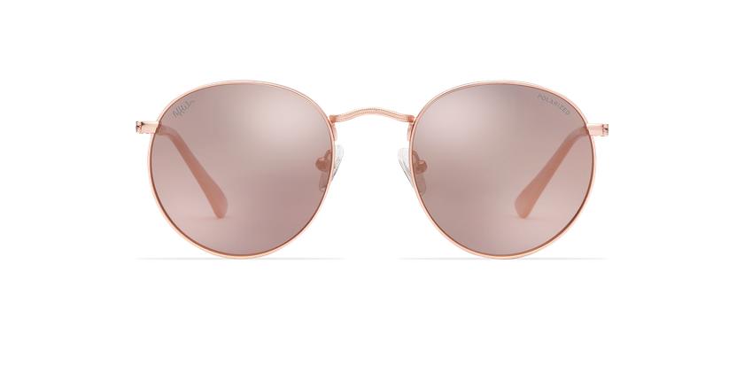 Gafas de sol MAURI POLARIZED rosa - vista de frente