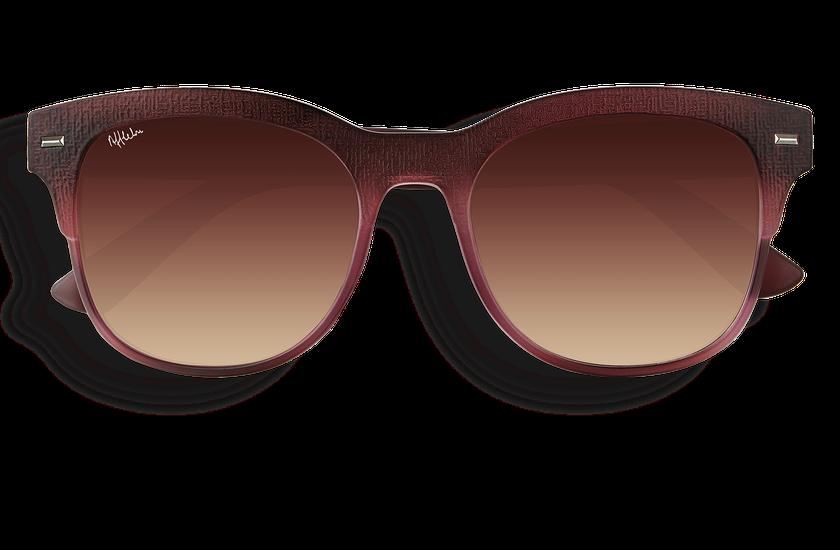 Gafas de sol mujer IBAITI rosa - danio.store.product.image_view_face
