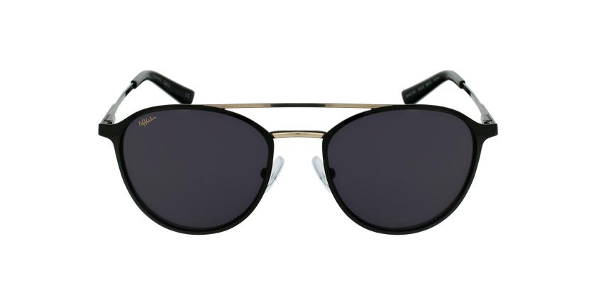 Gafas de sol MAC negro/dorado - vista de frente