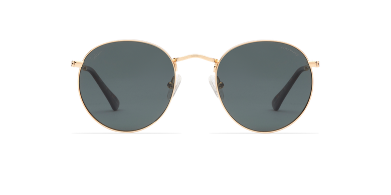 Gafas de sol MAURI POLARIZED doradovista de frente