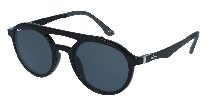 Gafas de sol MAGIC 26 BLUE BLOCK negro - vue de 3/4