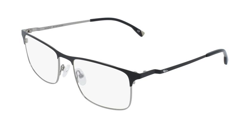 Gafas graduadas hombre MAGIC 51 BLUEBLOCK negro/gris - vue de 3/4
