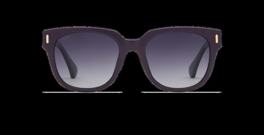 Gafas de sol mujer MONOI POLARIZED morado - vista de frente