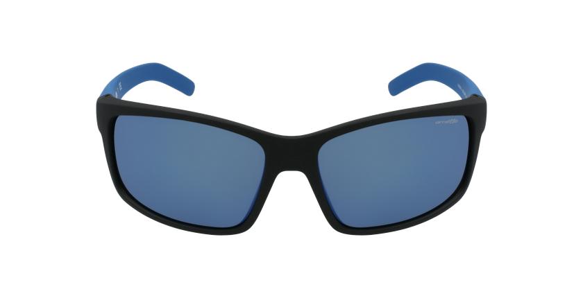 Gafas de sol hombre FASTBALL azul/negro - vista de frente