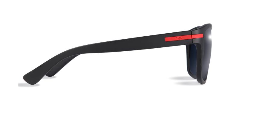Gafas de sol hombre DIEGO negro - vista de lado